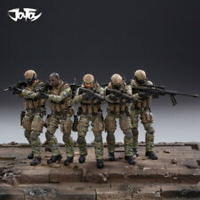 JOYTOY JTUS004 US Army Cavalry Regiment 1/18 Action Figures Set 5