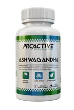 ProActive Ashwagandha 120 Kapseln - 60 Dosierung - anti-stress + antioxidans
