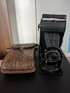 WW2 Voigtlander Bessa Camera With Luftwaffe Case