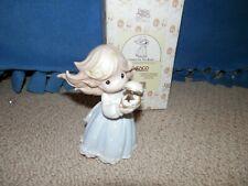 """Wishes For The World"" - Enesco Precious Moments Figurine"