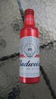 "Budweiser Beer Bottle Door Handle Sign Full Size 9.5"" Mancave Bar Decor"