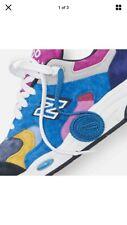 Kith 1700K2 azul del dedo del pie el New Balance Colorist Ronnie Fieg Talla 11.5 dswt enviado