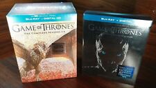 Game of Thrones:The Complete Seasons 1-7 (Blu-ray Disc+HD Digital)NEW-Free S&H