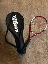 Wilson nCode N5 Tennis Racquet