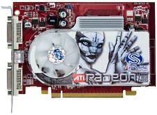 ATI SAPPHIRE X1650PRO 512MB PCIe DVI