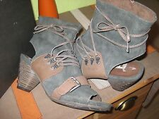 """Damen Sandale von Tamaris, Gr.39, Farbe Khaki/Cigar,"""" Neue mit Karton"""""""