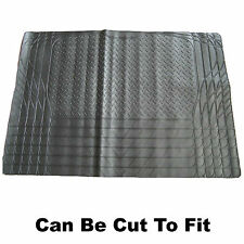 Non Slip Waterproof Rubber Buick Cadillac Car Boot Trunk Mat Liner Protector
