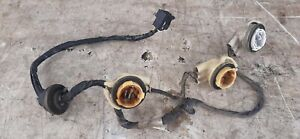 (1) 95-05 Chevy Blazer Left or Right Tail Light Bulb Holder Wire Harness Sockets