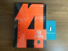 SHINHWA - The Return 14th Anniversary Special DVD 2DVD + 48p Photobook SEALED