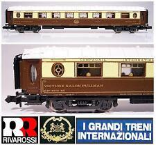 RIVAROSSI 9555 CIWL PULLMAN CAR ORIENT EXPRESS Fleche d' Or WSP4018 BOX SCALA-N