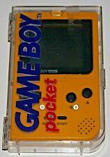 Nintendo Game Boy Pocket gelb mit Schutzbox