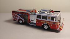 Code 3 FDNY Squad 61 Fire Department of New York diecast