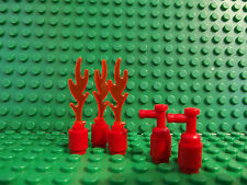 LEGO MINI FIGURA FIAMME E FUOCO extenguisher impostare nuove città Upgrade