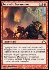 Magic MTG INCENDIO DEVASTANTE - GTC - ITALIANO
