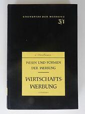 Carl Hundhausen Wirtschaftswerbung