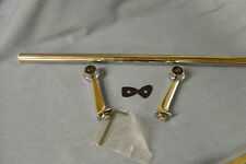 NEW BADGE BAR STAINLESS CLASSIC AND VINTAGE CAR 18 INCH