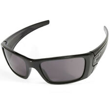 Oakley Fuel Cell Sunglasses - Polished Black Warm Grey Lenses - 9096-01 60-19