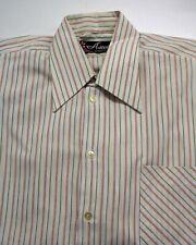 70iger Vintage Freizeithemd Gr.M langer Arm B291