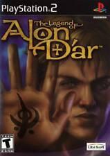 Legend of Alon D''Ar PS2 New Playstation 2