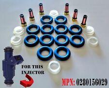 Ford Probe 1990-92 Fuel Injector Rebuild//Repair Kit O-Rings Filters