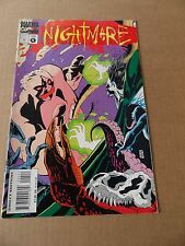 Nightmare 4  . Marvel 1995 -  FN +