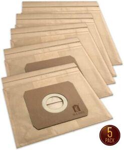 Proaction CJ718, SL204,CJ021, CJ032, CJ032EC140  Cleaner Hoover Bags Pk5 (VB207)