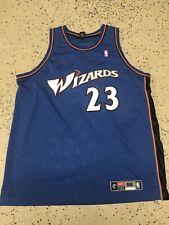 VTG NBA Washington Wizards Michael Jordan Nike Authentic Sewn Away Jersey 56