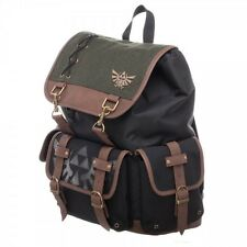 Bioworld Nintendo Link Rucksack Legend of Zelda Video Game Backpack BP4K4FZEL