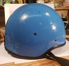 Rare Vintage Joe Brown Climbing Helmet w/ Carbide Caving Lamp Bracket