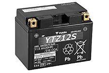 Bateria yuasa YTZ12S activada de fábrica, instalar y arrancar