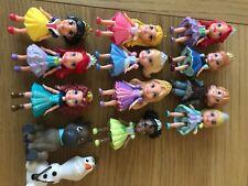 Mini princess Disney toddler Dolls