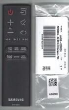 New Genuine Samsung Sound Bar Remote Control Ah59-02692H Hw-J370 Hw-J470 Hw-Jm37