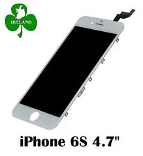 "For iPhone 6S 4.7"" LCD Touch Screen Display Digitizer Glass Assembly Unit White"