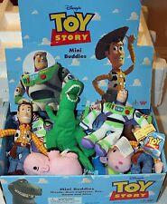 Toy Story Rare Thinkway Set of 5 Mini Buddies!