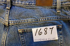 #1687 LL Bean Double L Relaxed Fit women jeans size 14 R