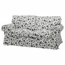 Sofa Bed **COVER** NEW IKEA EKTORP 001.196.26 EKTORP HOVBY Slipcover for 2-seat