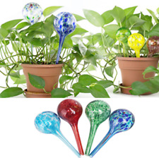 4 Pcs/set Plant Glass Watering Globes   Automatic Watering Ball Bulbs lptwT