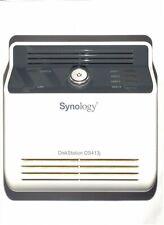FRONT PLASTIC COVER for synology DiskStation DS413J