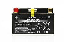 Yuasa YTZ10S Factory-Activated AGM Maintenance-Free Battery   YUAM7210A