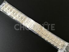 Genuine SEIKO 20mm Stainless Steel Bracelet for V172-0AN0, 7D48-0AM0