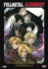 Fullmetal Alchemist The Movie - Il Conquistatore Di Shamballa (2 Dvd) DYNIT