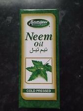 Neem Oil Pure 100%  Genuine Azadirachta Indica Seed Cold Pressed 100 ml