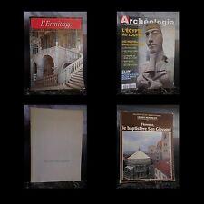 Archéologie Klingbeil Baptistère San Giovanni L'Ermitage ARTBOOK by PN