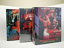 Three Neca Nightmare on Elm Street Action Figures *Sealed* *Nib*