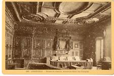 Grenoble, palais de justice, ancienne salle des comptes vintage albumen print