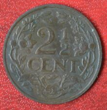 Niederlande 2½ Cent 1915