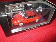 MINICHAMPS® 430 063012 1:43 Porsche 911 1993 Orange NEU OVP
