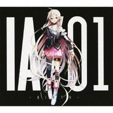 NEW Vocaloid IA Limited Pressing IA/01 -Birth- Sony Music Entertainment Album CD