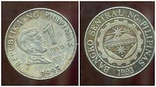 PHILIPPINES 1 piso  1995  ( bis )