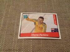 #468 Shane Perkins Australia cycling Panini London 2012 Olympics sticker